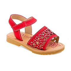 Petalia Hearts Toddler Girls' Sandals