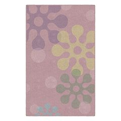 Brumlow Mills Flower Child Printed Rug
