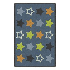 Brumlow Mills Reach for the Stars Printed Rug
