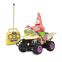 NKOK Nickelodeon's SpongeBob SquarePants Patrick ATV Remote Controlled Toy