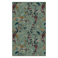 Brumlow Mills Catalina Floral Printed Rug