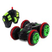 NKOK Stunt Twisterz Amphi-Flipster Remote Control Toy
