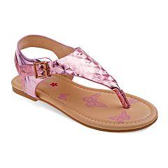 Petalia Star Girls' Sandals