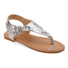 Petalia Star Girls' Sandals