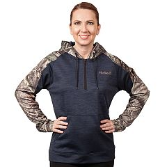 Women's Huntworth Heather Performance Fleece Hoodie
