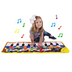 Hey! Play! Kids Step Piano Mat