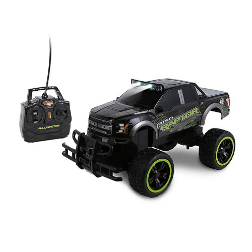 NKOK Mean Machines 1:14 Scale Radio Controlled 2017 Ford F-150 Raptor