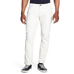 Men's Van Heusen Slim-Fit Stretch Twill Five-Pocket Chino Pants