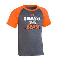 Toddle Boy Under Armour Release the Beast Tee