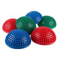 Hey! Play! 6- Piece Balance Pod Set