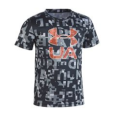 Toddler Boy Under Armour Wordmark Tee