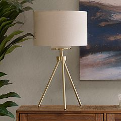 INK+IVY Pacific Tripod Table Lamp