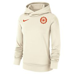 Women's Nike Clemson Tigers Rival Hoodie