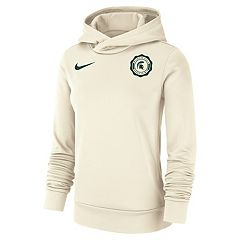 Women's Nike Michigan State Spartans Rival Hoodie