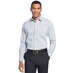 Men's Van Heusen Slim-Fit Button-Down Shirt