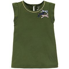 Girls 4-12 Carter's Bow Tee