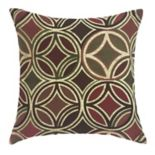 HFI Motion Geometric Reversible Throw Pillow