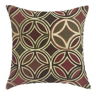 HFI Motion Geometric Reversible Throw Pillow