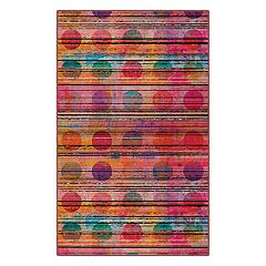 Brumlow Mills Miami Sunset Printed Rug