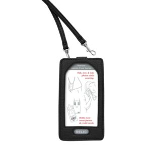 Relic Harlow Hands-Free Crossbody Phone Case