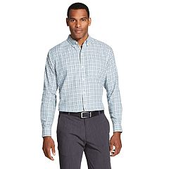 Men's Van Heusen Flex Classic-Fit Non-Iron Stretch Button-Down Shirt