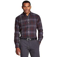 Men's Van Heusen Flex Classic-Fit Non-Iron Stretch Button-Down Shirt