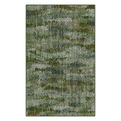 Brumlow Mills Rustic Landscape Vintage Abstract Printed Rug