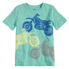 Boys 4-10 Jumping Beans® Motorcycles Graphic Tee