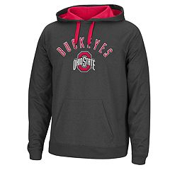 Men's Ohio State Buckeyes Heathered Foundation Hoodie