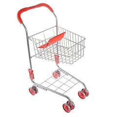 Hey! Play! Pretend Play Shopping Cart