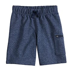 Boys 4-10 Jumping Beans® Textured Zip Pocket Shorts