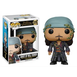 Funko POP! Disney's Pirates of the Caribbean Collectors Set: Jack Sparrow, Captain Salazar & Ghost of Will Turner