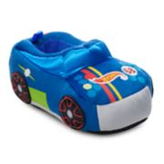 Hot Wheels Toddler Boys' Slippers