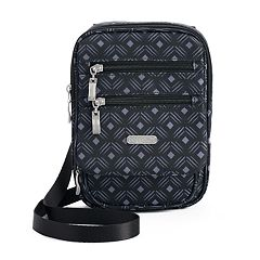 Baggallini Journey RFID-Blocking Crossbody Bag