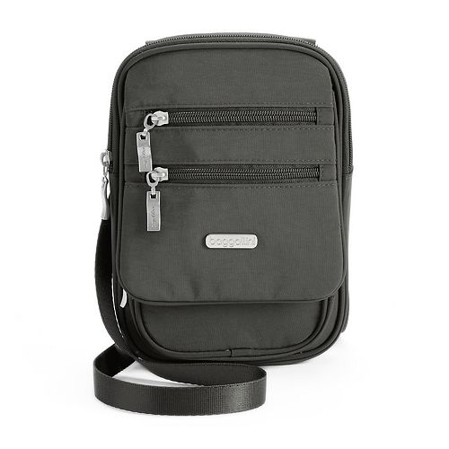 Baggallini Journey RFID-Blocking Crossbody Bag