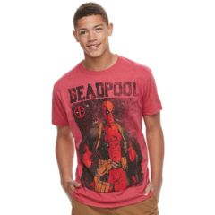 Men's Deadpool Poster Tee