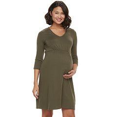 Maternity a:glow A-Line Dress