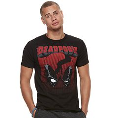 Men's Deadpool Lines Tee