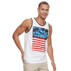 Men's Urban Pipeline® American Flag Tank