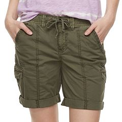 Women's SONOMA Goods for Life™ Ultra Breathable Bermuda Shorts