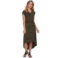 Women's Apt. 9® High-Low Maxi Dress