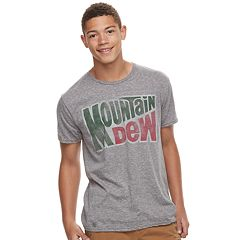 Men's Mountain Dew Tee
