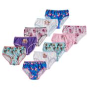 Girls 4-8 L.O.L. Surprise! 10-pack Brief Panties