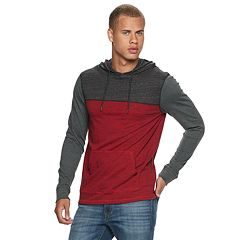 Men's Urban Pipeline® Colorblock Hooded Tee