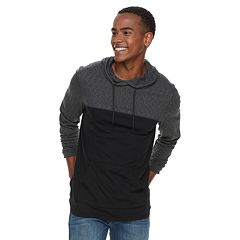 Men's Urban Pipeline™ Colorblock Hooded Tee
