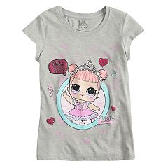 Girls 4-6x LOL Surprise! Center Stage Tee