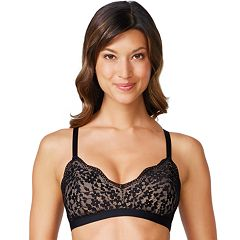 Women's Warner's Lace Escape Wire Free Bralette RP33391U