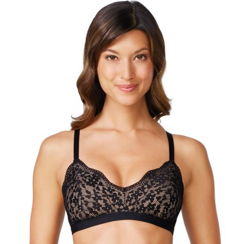 Women's Warner's Lace Escape Wire Free Bralette Rp33391 U by Kohl's