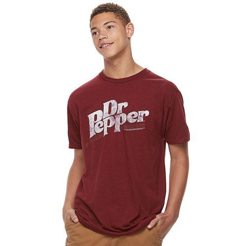 Men's Dr. Pepper Tee