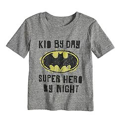 Toddler Boy Jumping Beans® DC Comics Batman Heathered Graphic Tee